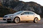 VW выглядит как роскошный седан, а не как семейный автомобиль.