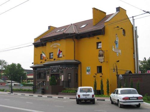 Ирландский паб в Белгороде.