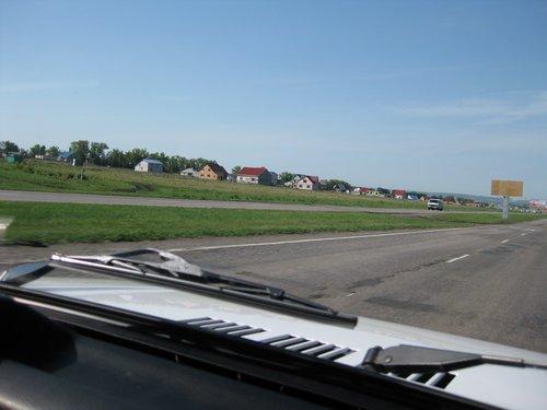 Активно застраиваются коттеджные посёлки Белгорода — Дубовое, Таврово и другие.