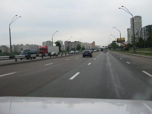 Киевские новостройки.