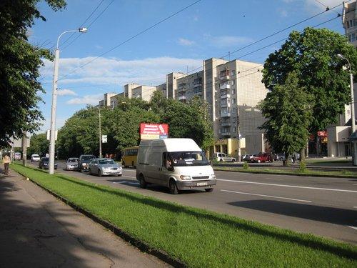 Улица Соборная.