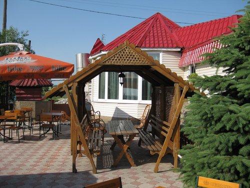 Кафе «Рандеву».