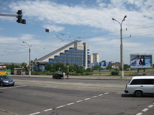 Гостиничный комплекс «Дружба».