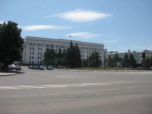 Луганская администрация.