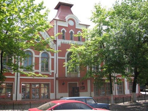 Городской музей истории и культуры г. Луганска.