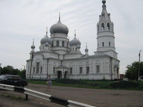 Местный православный храм.