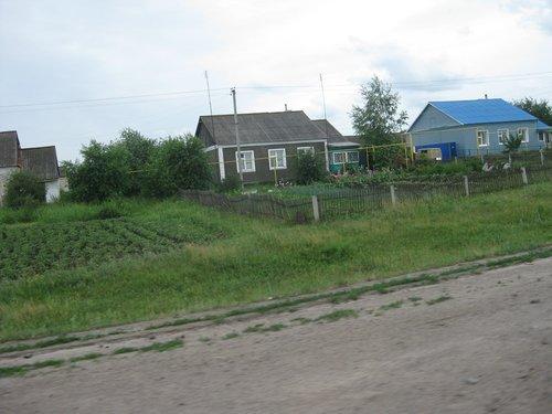 Где-то в Воронежской области.