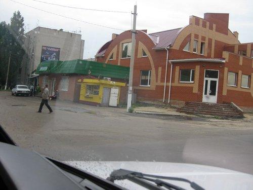 В Борисоглебске.