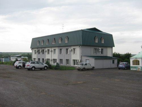 Мотель на окружной Саратова.