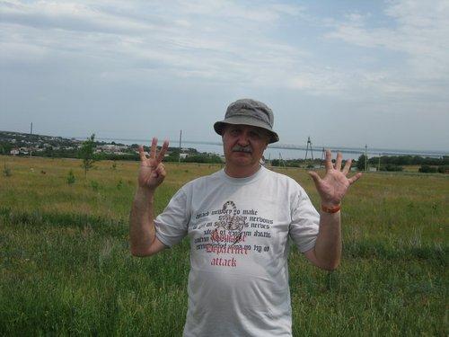 Позади — 8 000 км (и Волга)!
