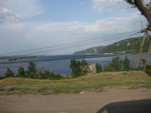 И снова — Волга.