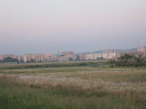 Окраины Кокчетава.