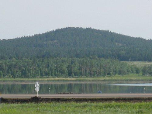 Боровская курортная зона.