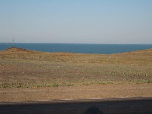 Украшение пустыни — Балхаш.
