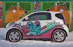 Toyota iQ на тест-драйве Drom.ru