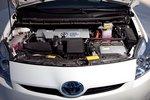 ДВС и электромотор Toyota Prius