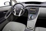 Место водителя в Toyota Prius
