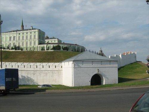Казанский Кремль.