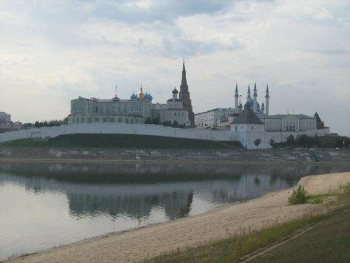 Все тот же Кремль.