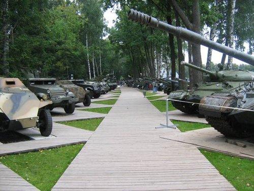 Музей техники.