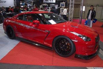 Nissan GT-R от мастерской Osaka Trial