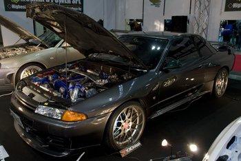Nissan Skyline GT-R R32 от мастерской Phoenix Power SPL