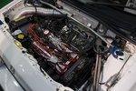 Моторный отсек автомобиля Honda Civic от мастерской OSAKA JDM