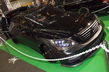 Toyota Crown от мастерской Black Pearl