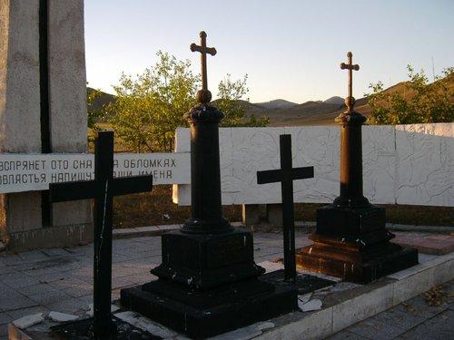 Место захоронения декабристов (Н.А.Бестужев, К.П.Торсон и их близкие).