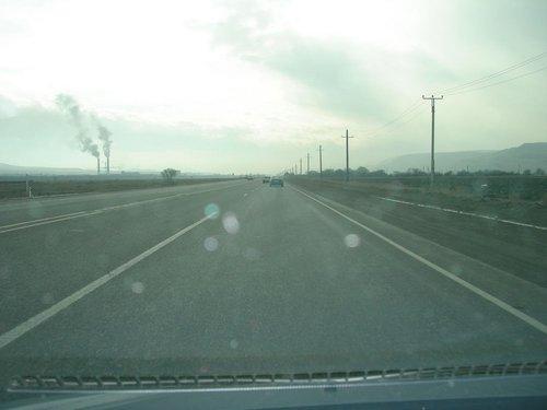 Дороги в Карачаево-Черкесии.