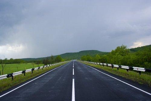 Дорога-дорога :).