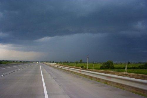 Дорога на Омск, кажется, не имеет поворотов.