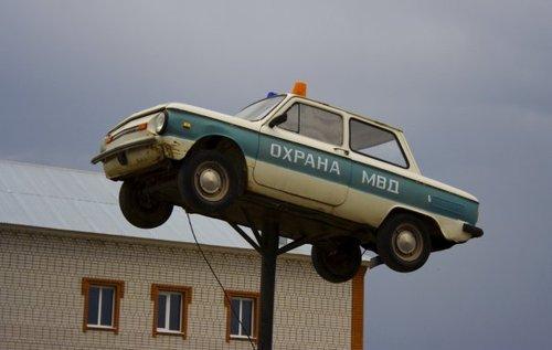 Где-то в Самарской области.
