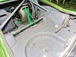 Багажное отделение Nissan 180SX
