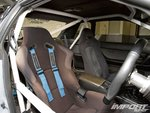 Nissan Skyline R32. Кресла