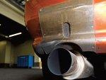 Nissan Skyline R32. Выхлоп
