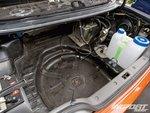 Nissan Skyline R32. Багажник