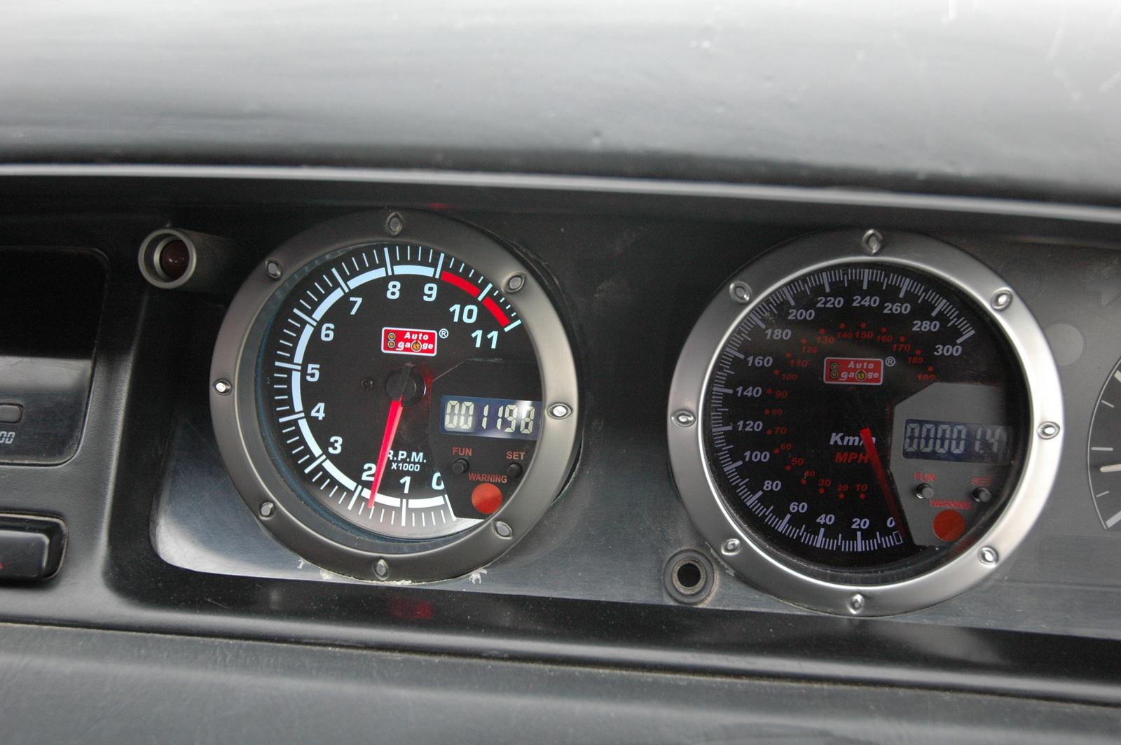 Подключение Тахометра (Тахометр) — бортжурнал Toyota ...