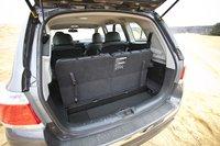 Модификация багажного отсека