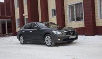 Infiniti M25 на тест-драйве Drom.ru