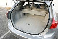 Вместительный багажник с плоским полом способен увезти 850 литров груза.