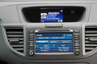 Это может быть модель EX-L с системой навигации, но все 2012 CR-V оснащаются Bluetooth. Самое время.