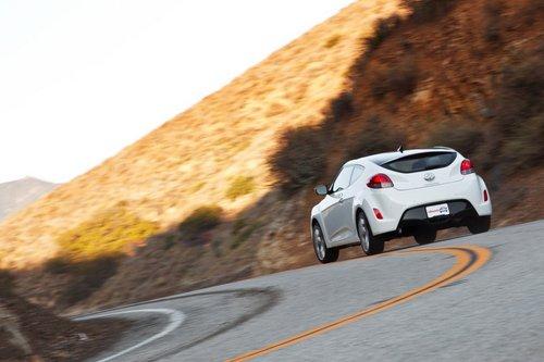 Veloster лучшим образом сочетает в себе экономичность и удовольствие от вождения.