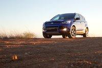 Нам кажется, что большие колеса и более агрессивный дизайн кузова Escape, делают его более привлекательным в этой паре.