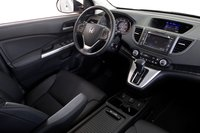 Интерьер Honda CR-V