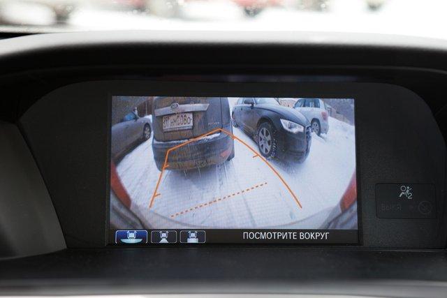 Угол обзора камеры заднего вида теперь можно сменить нажатием одной кнопки