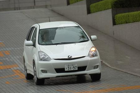 Автомобиль Toyota Wish недавно прошел малое обновление своего модельного ряда.