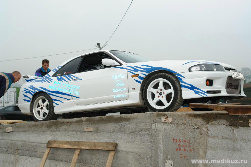 Nissan Skyline Сергея Радченко