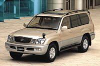 Toyota Land Cruiser Sygnus
