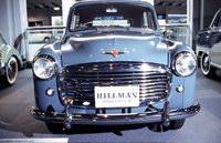 Isuzu Hillman